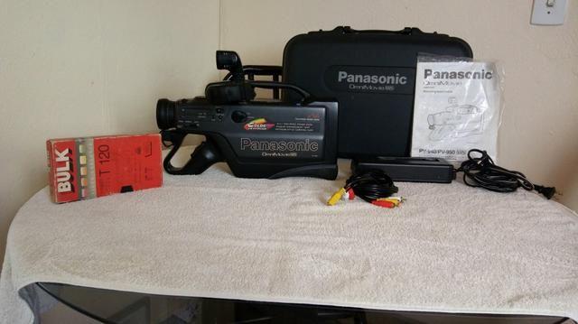 Filmadora panasoni modelo PV 950 color