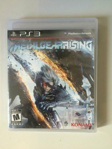 Metalgear Rising- PS3