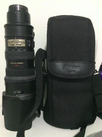 Lente Nikon 70-200 2.8 Vr