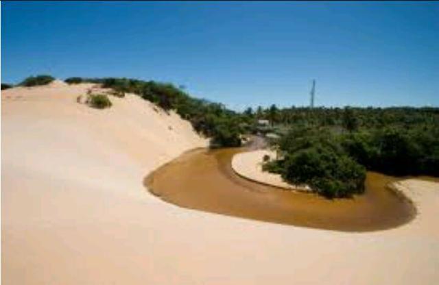 Vendo terreno em Lagoa Redonda 18.000