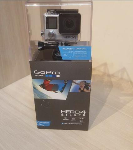 GoPro Silver 4