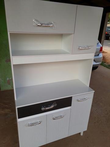 Armário de cozinha novo zerado nunca foi usado faço a entrega