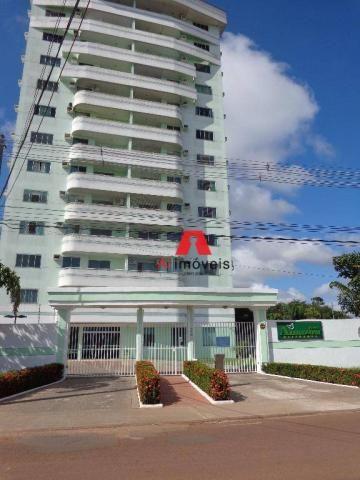 Apartamento residencial à venda, Morada do Sol, Rio Branco.