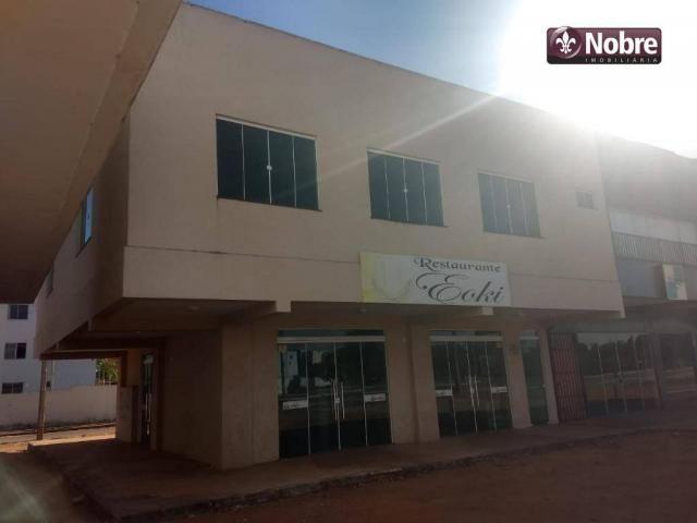Sala para alugar, 187 m² por r$ 4.005,00/mês - plano diretor sul - palmas/to - Foto 2