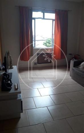Apartamento à venda com 2 dormitórios em Rocha, Rio de janeiro cod:842733
