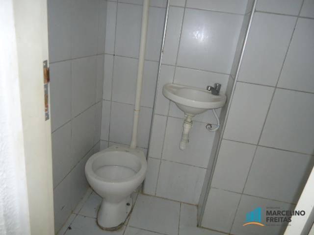 Apartamento com 1 dormitório para alugar, 50 m² por R$ 609,00/mês - Centro - Fortaleza/CE - Foto 6