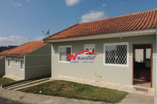 Casa com 3 dormitórios à venda, 56 m² por r$ 190.000 - rua presidente faria nº 1317 - são  - Foto 18