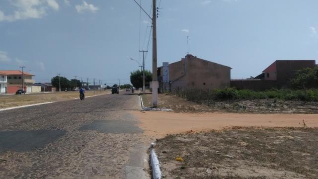 Terreno de frente para Av. Francisco Borges, Parnaíba, PI, (43 x 26m) - Foto 3