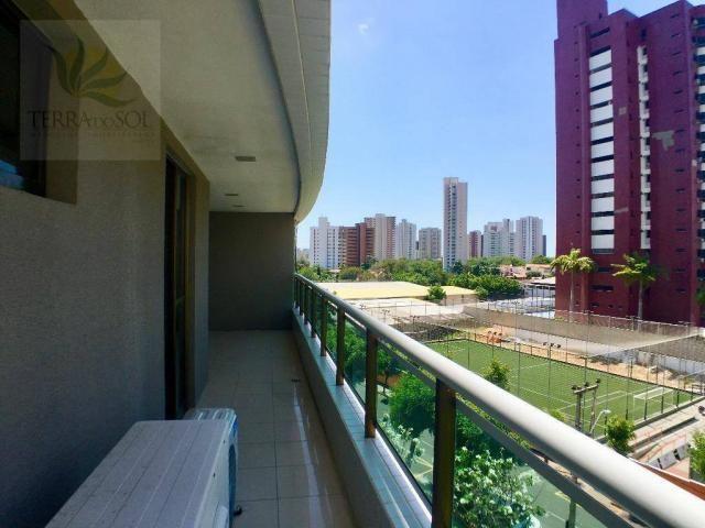 Apartamento com 3 dormitórios à venda, 149 m² por R$ 875.000 - Guararapes - Fortaleza/CE - Foto 11
