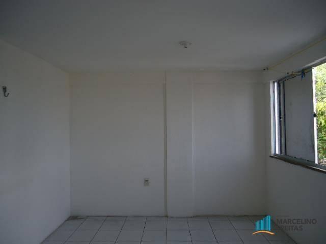Apartamento com 1 dormitório para alugar, 50 m² por R$ 609,00/mês - Centro - Fortaleza/CE - Foto 4