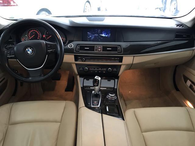 BMW 535i 3.0 Bi-Turbo 2011 Top de Linha - Foto 8