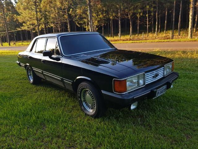 Opala Diplomata 1985 6CIL. Completo Impecavel - Foto 2