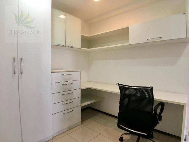 Apartamento com 3 dormitórios à venda, 149 m² por R$ 875.000 - Guararapes - Fortaleza/CE - Foto 19