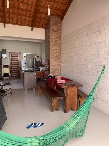 Casa pronta para ser financiada, toda documentada, lugar muito tranquilo - Foto 3