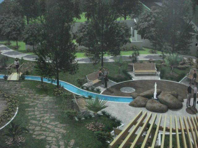 Apartamento com 3 dormitórios para alugar, 63 m² por R$ 1.509/mês - Monte Castelo - Fortal - Foto 17