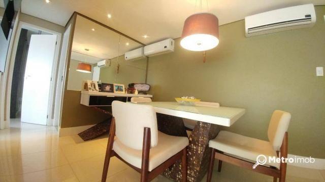 Apartamento com 2 dormitórios à venda, 74 m² por R$ 520.000,00 - Ponta da areia - São Luís - Foto 7