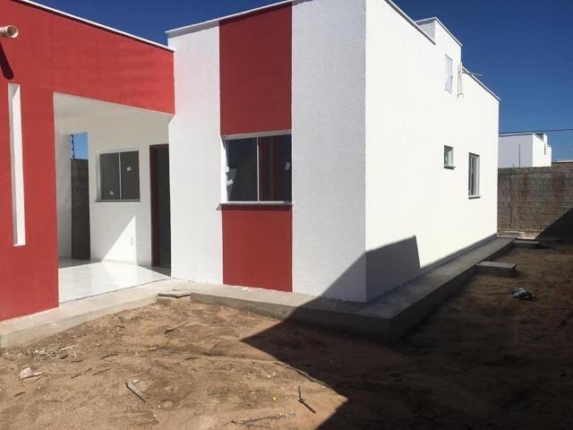 Vende-se Excelente Casa 2/4 no Nova Mossoró 3, Mossoró-RN. Loteamento Nova Mossoró - Foto 3