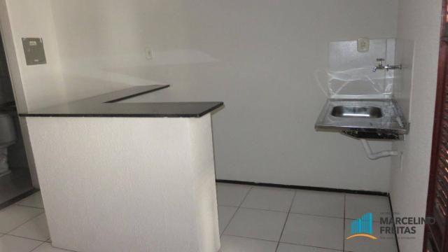 Casa com 2 dormitórios para alugar, 130 m² por R$ 1.109/mês - Quintino Cunha - Fortaleza/C - Foto 9