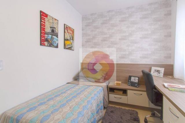 Apartamento com 2 dormitórios à venda, 52 m² por R$ 173.500 - Cidade Industrial - Curitiba - Foto 20