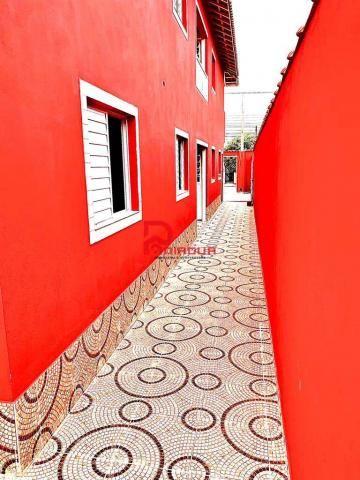 Casa à venda com 2 dormitórios em Nova itanhaém, Itanhaém cod:1356 - Foto 4