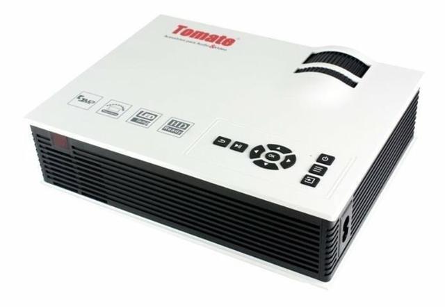 Mini Projetor Led 800 Lumens 1080p HDMI - Foto 4