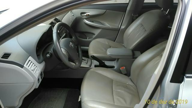 Toyota Corolla XEi 1.8 Flex automático 09/10 - Foto 11