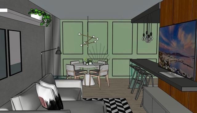 Apartamento à venda com 2 dormitórios em Santa felicidade, Curitiba cod:SV1908312 - Foto 16