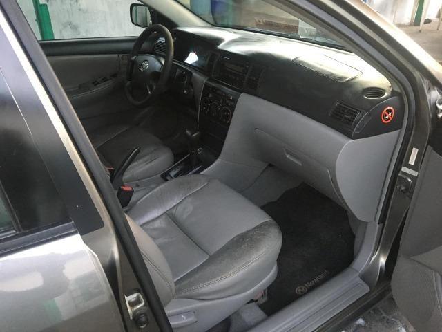 Corolla Brad Pitt 2006 xei Automático R$ 26.500,00 (negociável) - Foto 12