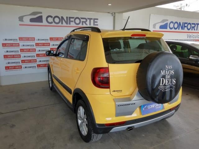 Volkswagen crossfox 2014 1.6 mi flex 8v 4p manual - Foto 4