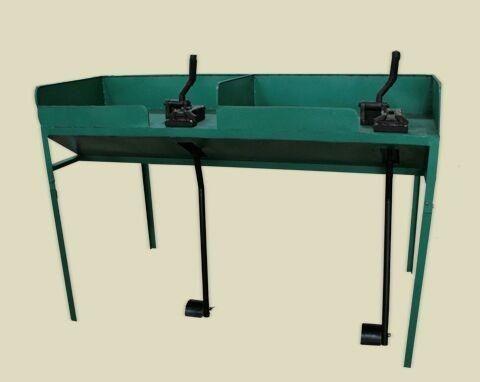 Maquinas para processamento de castanhas de caju