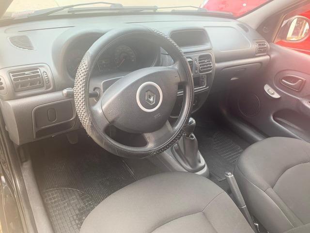 Renault Clio autent 1.0 Flex - Foto 3