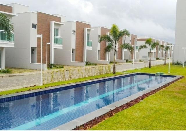 Vendo casa em condomínio no Eusébio com 96 m², 3 quartos e 2 vagas. 324.900,00 - Foto 12