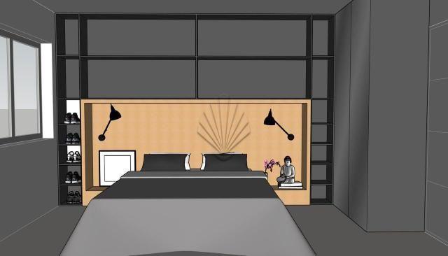 Apartamento à venda com 2 dormitórios em Santa felicidade, Curitiba cod:SV1908312 - Foto 19