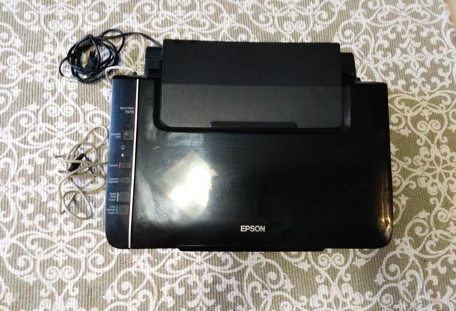 Impressora Multifuncional, Scanner Epson Stylus - TX115 - Foto 2