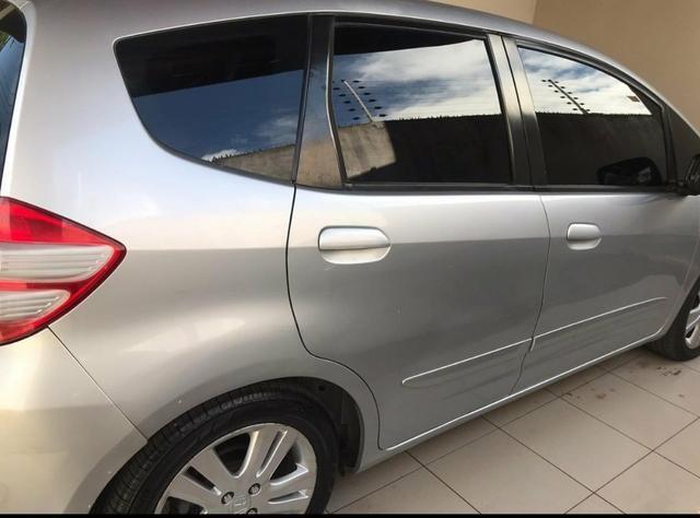 Vendo Honda New Fit EXL Aut 2009 - Foto 3