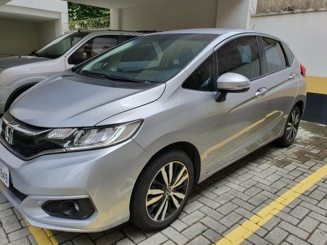 Lindo Honda Fit NOVO 2018 Impecável Único Dono