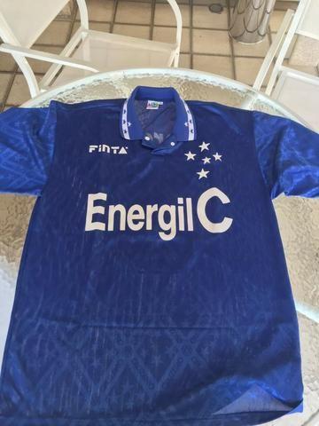 Camiseta do Cruzeiro de 1995 - Roupas e calçados - Vila Nova ... cf8e19dbf2a4d