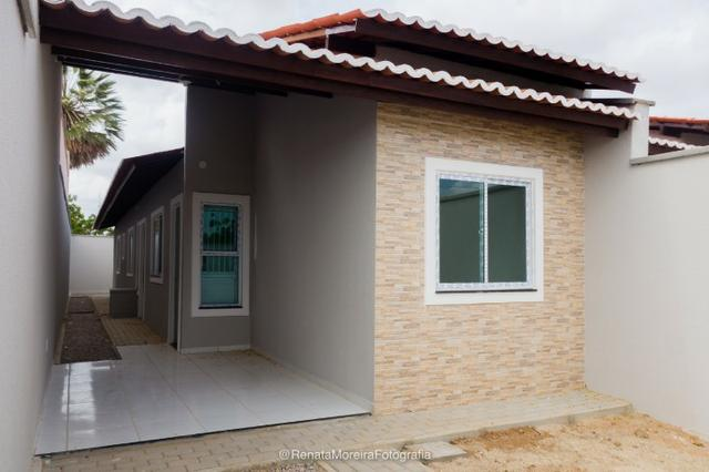 Casa Plana - Bandeirantes Maracanaú - Documentação Incluso - Fino Acabamento - Foto 6