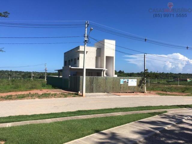 Casa duplex finalizando acabamento no alphaville terras 248 metros, 4 vagas, - Foto 3