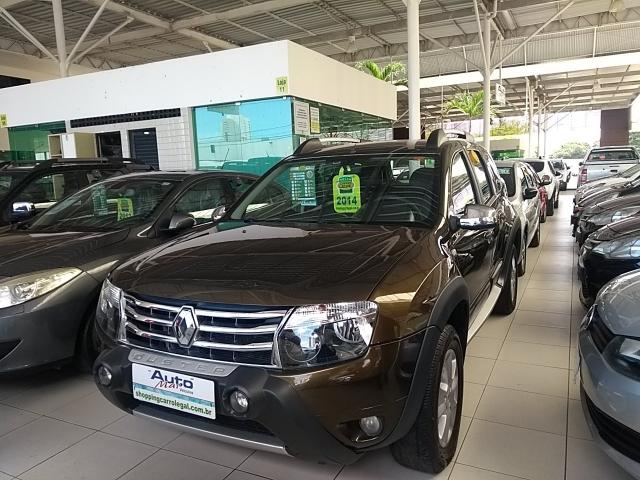Renault duster 2013/2014 2.0 dynamique 4x2 16v flex 4p manual
