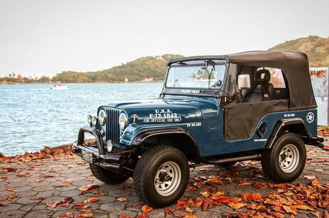 Jeep Willys - ano 1975