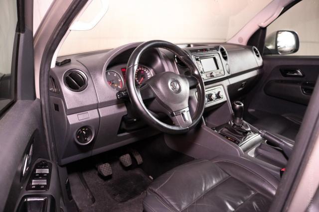 Volkswagen amarok 2011 2.0 trendline 4x4 cd 16v turbo intercooler diesel 4p manual - Foto 7