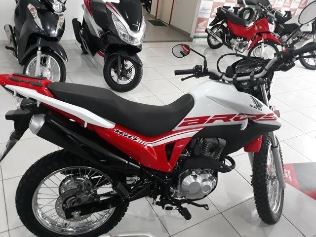 Moto Honda Nxr Bros 160 Esdd Nova 2019 Motos Centro Capanema