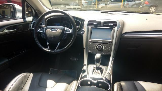 Ford Fusion Hybrid - Foto 2