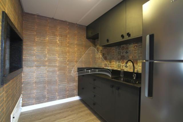 Apartamento para alugar com 1 dormitórios em Leonardo ilha, Passo fundo cod:12584 - Foto 16