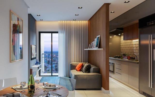 Apartamento residencial para venda, Fazendinha, Curitiba - AP6283. - Foto 4