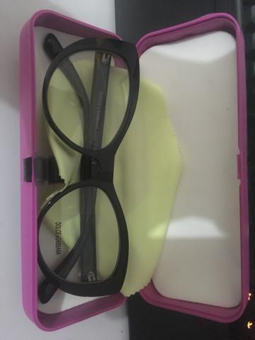 Armação de óculos Dolce&Gabbana