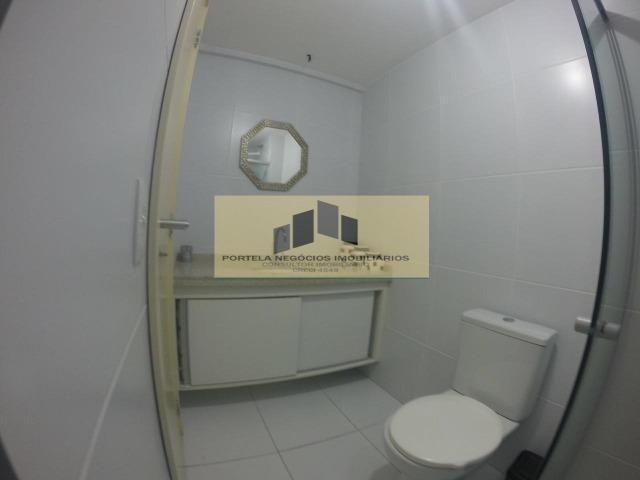 Cond. Fechado na Jatiuca, 3/4, suíte, nascente, DCE, 2 vagas, móveis planejados - Foto 12