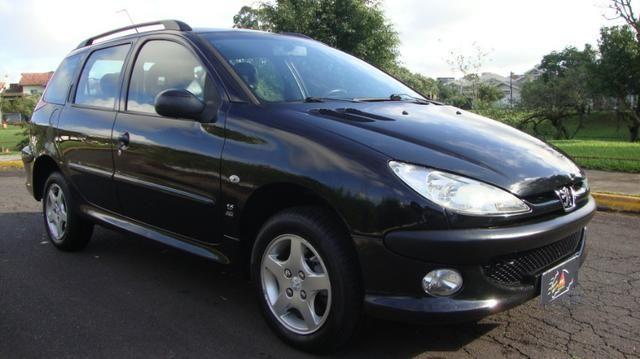 Peugeot 206 SW!!!R$ 13.900,00 !!!Feline 1.6 Completassa!!! - Foto 5
