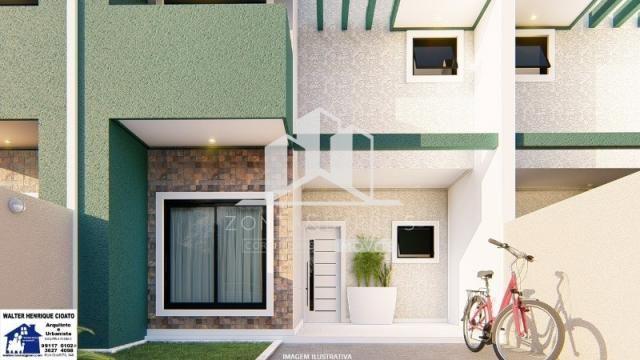 Casa à venda com 3 dormitórios em Green field, Fazenda rio grande cod:SB00022 - Foto 11